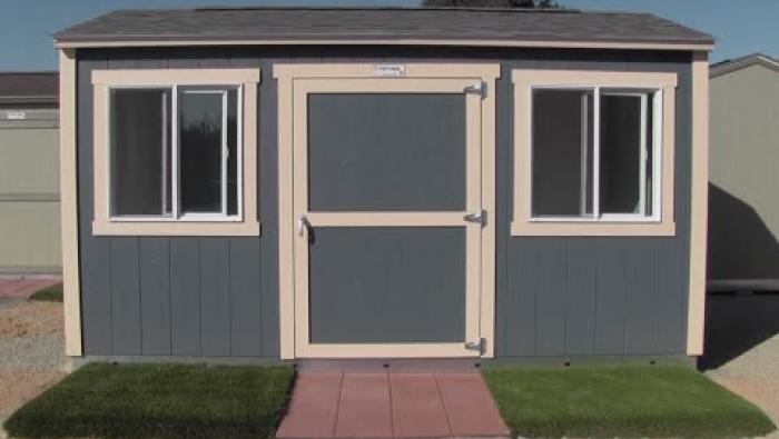 "Yuba County's ""14Forward"" Temporary Housing for the Homeless"