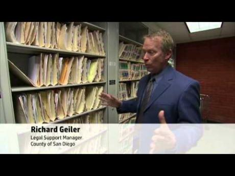 Meeting the Challenge: San Diego County's Justice Electronic Library System