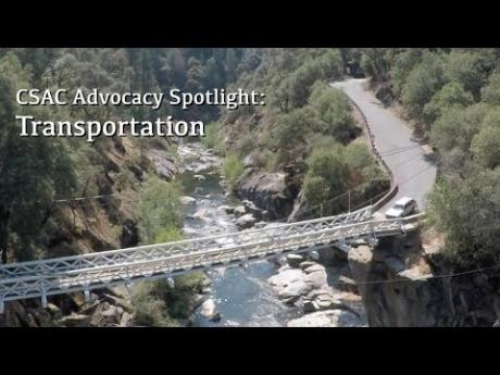 2017 CSAC Advocacy Spotlight: Transportation