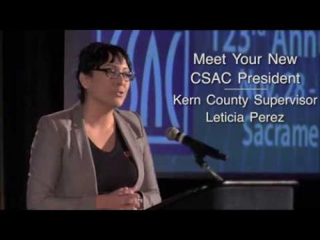 Meet Your New CSAC President: Leticia Perez — 2018