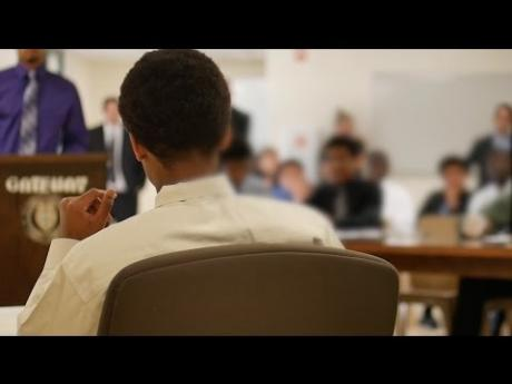 Best Practices: San Bernardino County — Juvenile Hall Mock Trial Program