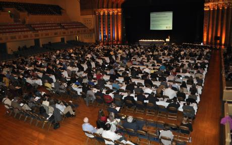 Image of Huge Turnout for Realignment Conference