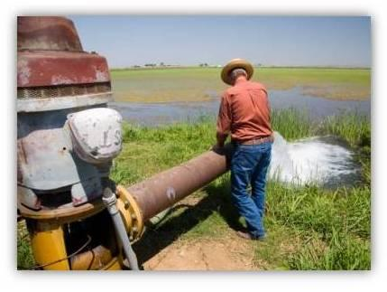 Image of Stakeholders Discuss Groundwater Legislation