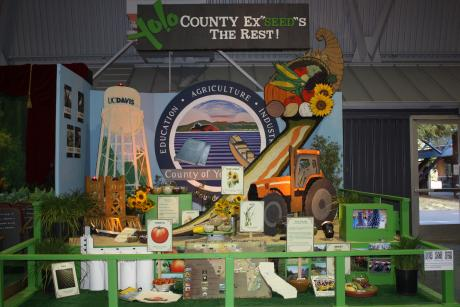 Yolo County -- Best Agricultural Presentation
