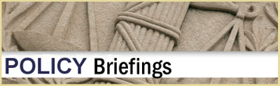 policy briefings