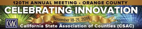Image of CSAC's 120th Annual Meeting