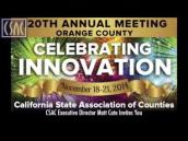 Registration Open for CSAC Annual Meeting