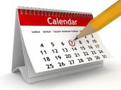 Image of CSAC Calendar