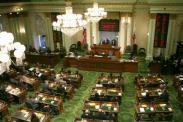 Image of Legislature Adjourns