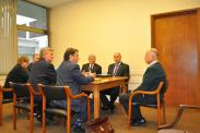 Image of CSAC Leadership Meets With Governor
