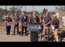 CSAC Press Conference: Supervisors & Survivors on Changes to Wildfire Liability Law – July 11, 2018
