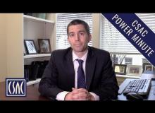 CSAC Power Minute: A Top State Budget Priority for Counties — In-Home Supportive Services (IHSS)