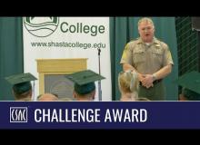 CSAC Challenge Award: Shasta County is Stepping Up to Fight Recidivism