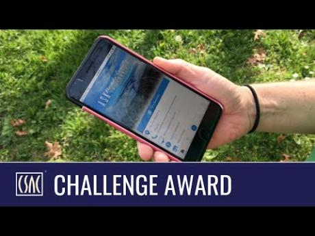 CSAC Challenge Award: Nevada County's App Connects Public to Services in a Whole New Way
