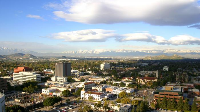 Image of Featured County of the Week: Riverside