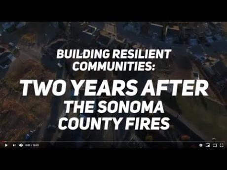 The Rise of Resiliency: CSAC, Sonoma County Hosts Wildfire Related Regional Meeting