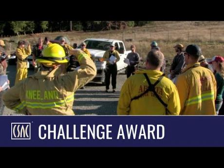 CSAC Challenge Award: Humboldt County's Prescribed Burn Association