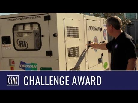 CSAC Challenge Award: San Diego County is Making Emergency Power Portable
