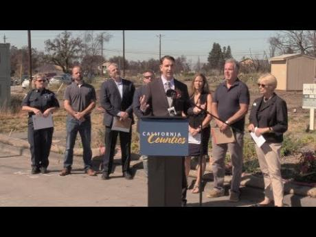 Wildfire Survivors, County Supervisors Urge  State Lawmakers to Avoid Weakening Constitutional Protections for Wildfire Victims
