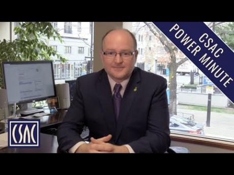 CSAC Power Minute: Clarifying California's Digital Privacy Law