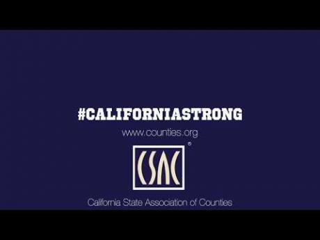 #CaliforniaStrong PSA — 15 Seconds