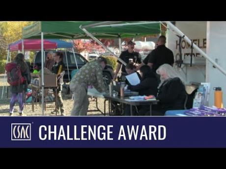 CSAC Challenge Award: El Dorado County's Homeless Outreach Team
