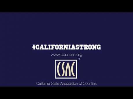 #CaliforniaStrong PSA — 30 Seconds