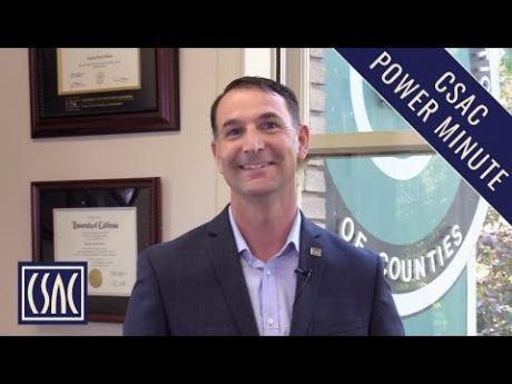 CSAC Power Minute: Graham Knaus Thanks Everyone for a Job Well Done