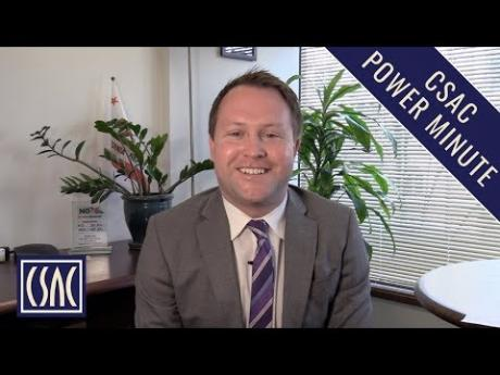 CSAC Power Minute: A Top State Budget Priority for Counties – Housing Goals & Land-Use Policy