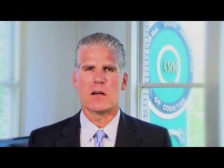 CSAC Executive Director Matt Cate Talks Smart Justice