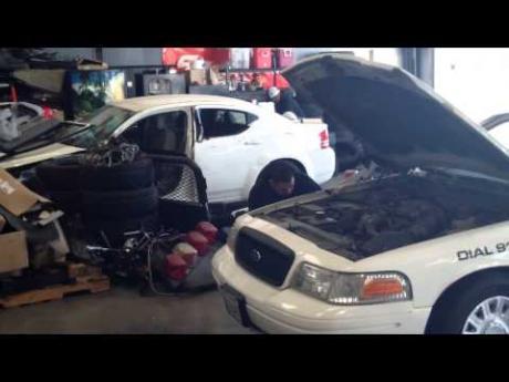 Tehama County's AB 109 Auto Shop