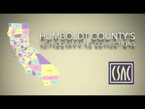 Humboldt County Tackles Recidivism by Giving Inmates a Plan – and Hope