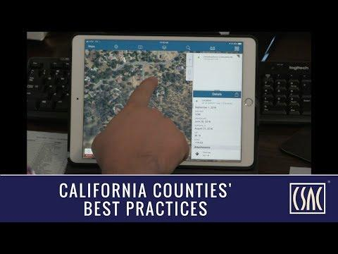 Tulare County Firefighters Turn to Technology to Help Save Lives and Property