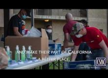 Volunteer, California!